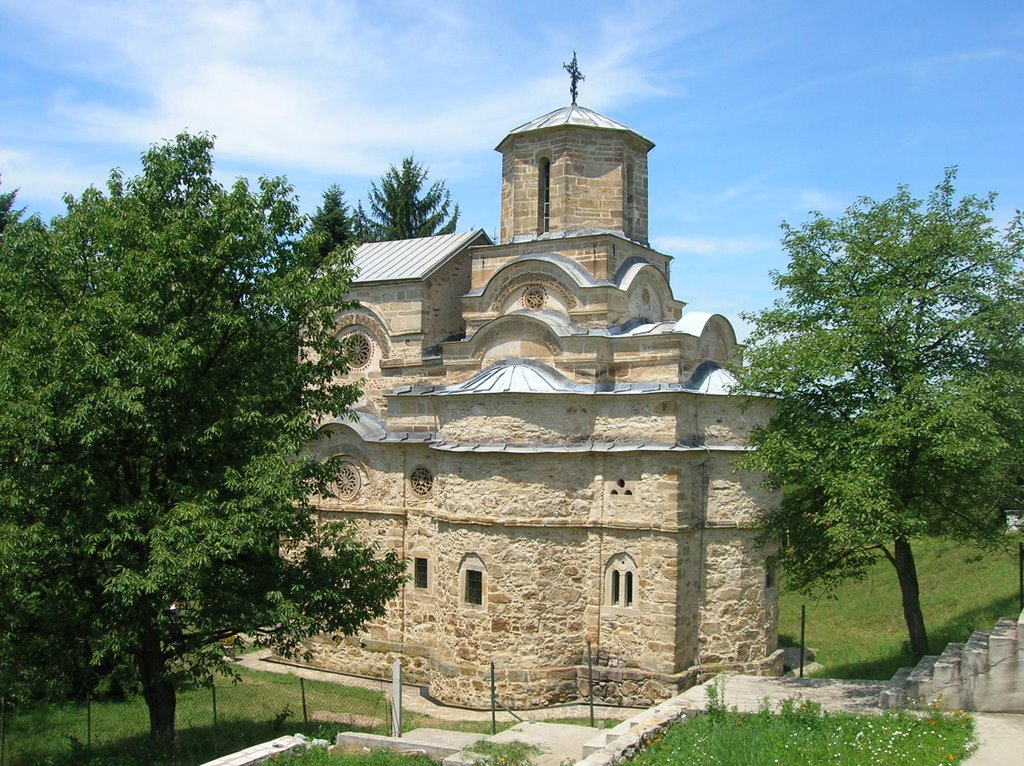 ribarska banja manastir naupare srbija