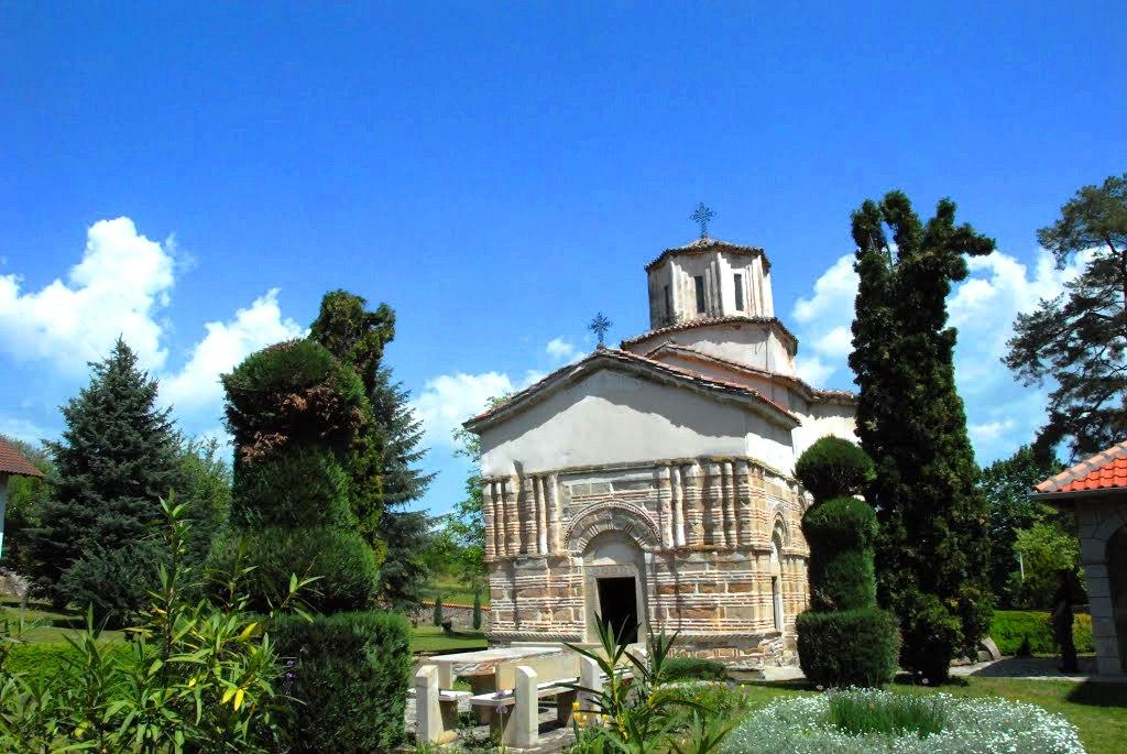manastir veluće srbija